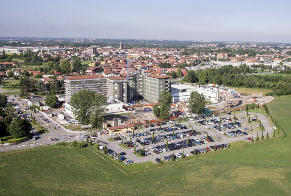 OSIO SOTTO – San Marco Hospital Parking