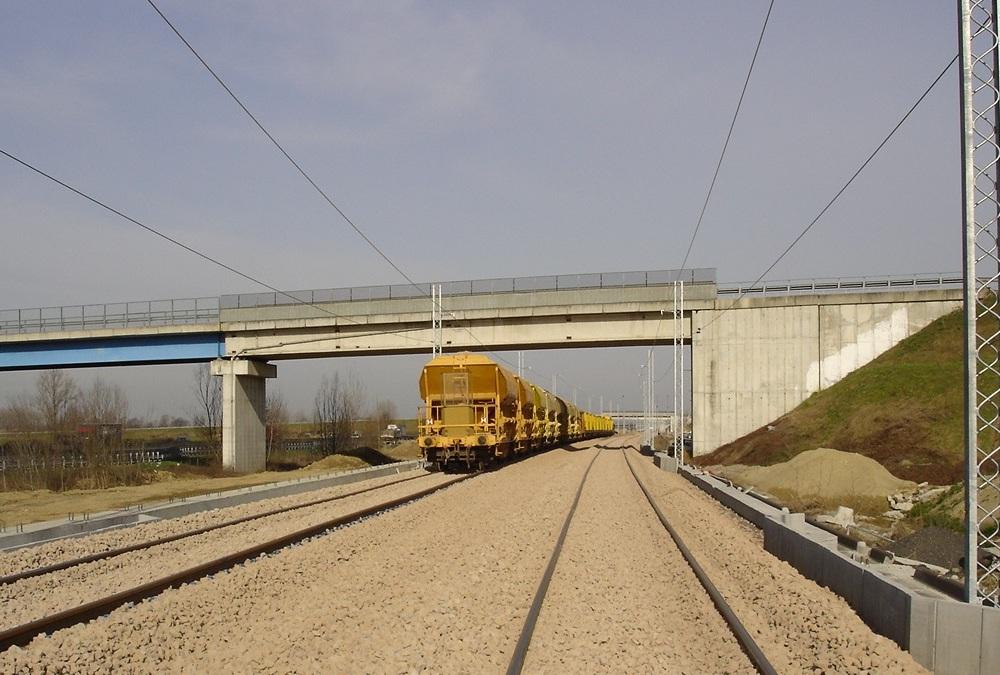 LODIVECCHIO – Linea Ferroviaria Alta Velocità