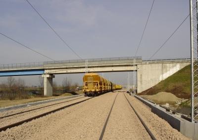 LODI VECCHIO – High Speed Railway Line
