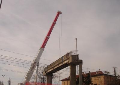 LODI – K2 demolition